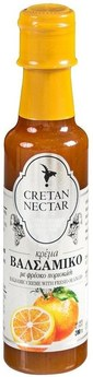 Cretan Nectar - Balsamico Creme mit Orange 200ml