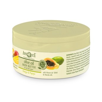 Body Butter mit Mango & Papaya 200 ml