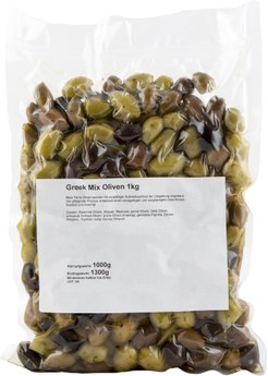 Greek Mix Oliven