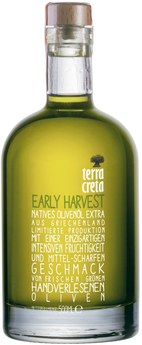 Terra Creta - extra natives Olivenöl Early Harvest 500 ml