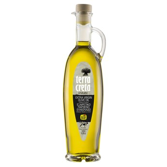 Terra Creta Estate - Extra Natives Olivenöl Sivilia Flasche 500ml